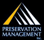 Preservation Management, Inc. logo