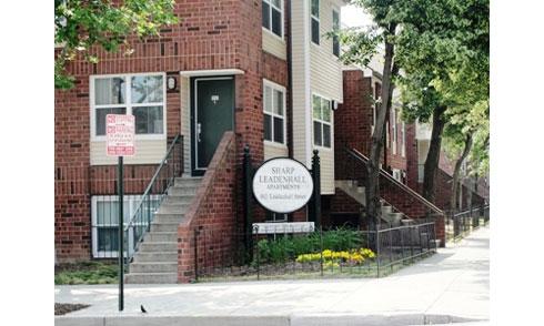 Sharp-Leadenhall Apartments